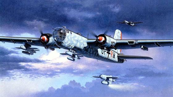 قبل بن لادن.. هكذا خطط هتلر لمهاجمة وقصف نيويورك بالطائرات صورة رقم 1