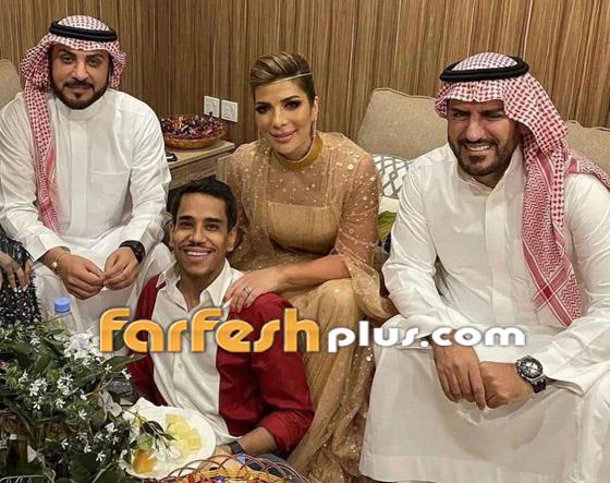 أول صورة من زفاف أصالة وفايق حسن.. وصور طليقته رائعة الجمال! صورة رقم 1