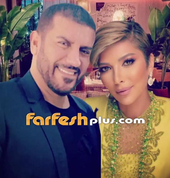 أول صورة من زفاف أصالة وفايق حسن.. وصور طليقته رائعة الجمال! صورة رقم 10