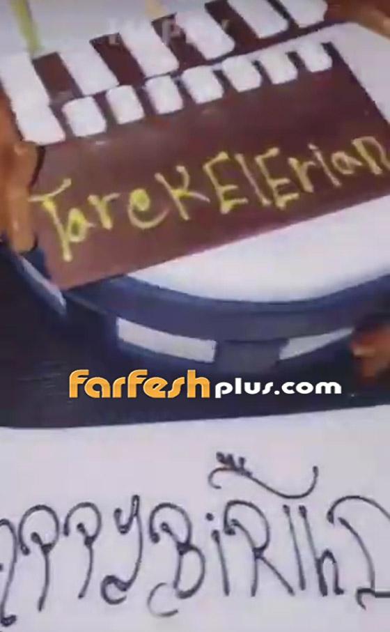 فيديو وصور: نيكول سعفان ترد على زواج أصالة بالاحتفال مع طارق العريان صورة رقم 2