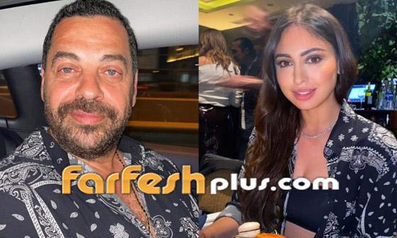 فيديو وصور: نيكول سعفان ترد على زواج أصالة بالاحتفال مع طارق العريان صورة رقم 6