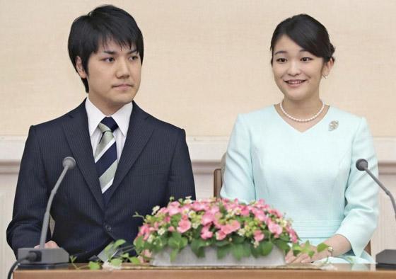 من أجل الحب.. أميرة يابانية تتخلى عن مليون دولار صورة رقم 1