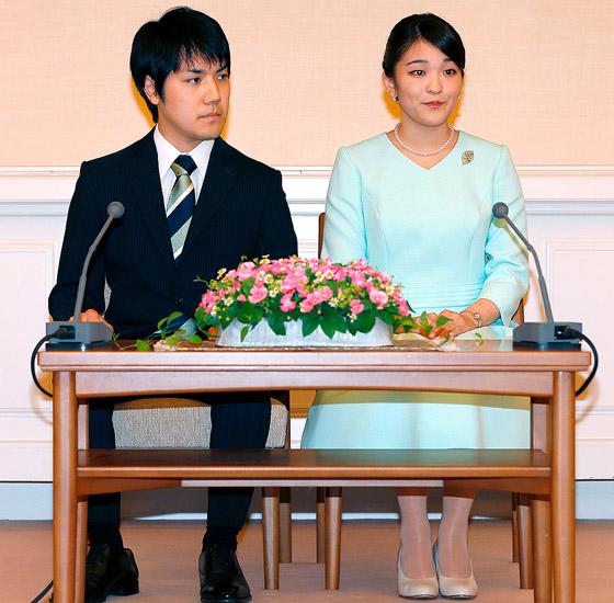 من أجل الحب.. أميرة يابانية تتخلى عن مليون دولار صورة رقم 7