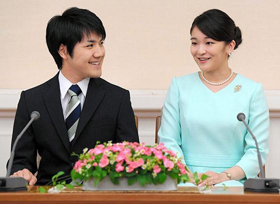 من أجل الحب.. أميرة يابانية تتخلى عن مليون دولار صورة رقم 8