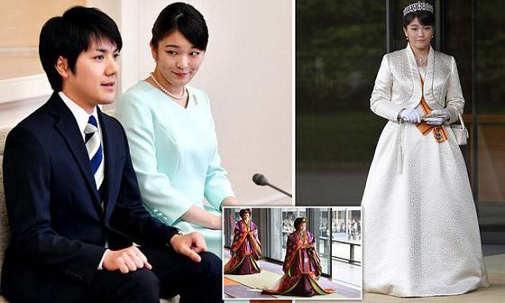 من أجل الحب.. أميرة يابانية تتخلى عن مليون دولار صورة رقم 11
