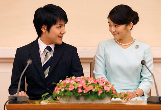 من أجل الحب.. أميرة يابانية تتخلى عن مليون دولار صورة رقم 14