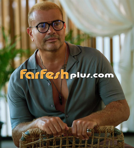 عمرو دياب يحتفل بعيد ميلاده الـ60 وأولاده ينشرون صور نادرة له صورة رقم 16