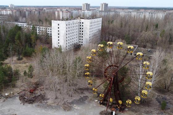 أوكرانيا تعرض بيوتا للإيجار بمدينة تشرنوبل مقابل 11 دولارا شهريا فقط صورة رقم 1