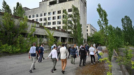 أوكرانيا تعرض بيوتا للإيجار بمدينة تشرنوبل مقابل 11 دولارا شهريا فقط صورة رقم 3