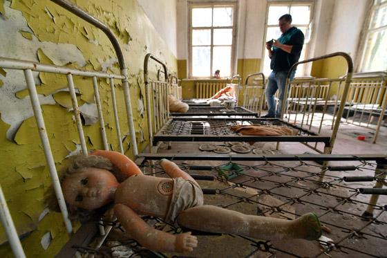 أوكرانيا تعرض بيوتا للإيجار بمدينة تشرنوبل مقابل 11 دولارا شهريا فقط صورة رقم 7
