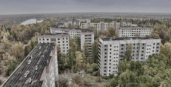 أوكرانيا تعرض بيوتا للإيجار بمدينة تشرنوبل مقابل 11 دولارا شهريا فقط صورة رقم 8