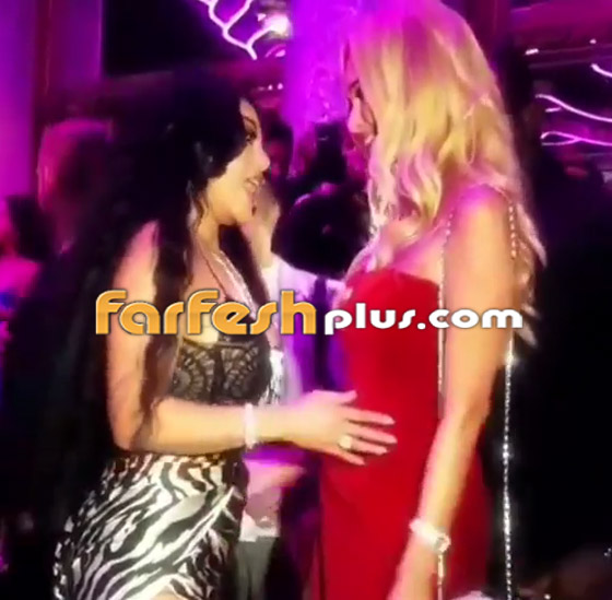 صور ملكة جمال روسيا مع هيفاء وهبي في دبي.. أيهما أجمل؟ صورة رقم 4