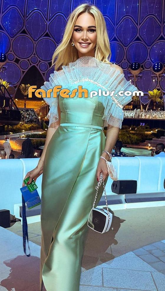 صور ملكة جمال روسيا مع هيفاء وهبي في دبي.. أيهما أجمل؟ صورة رقم 13