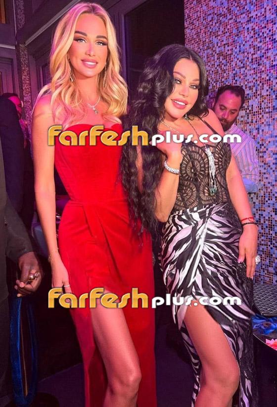 صور ملكة جمال روسيا مع هيفاء وهبي في دبي.. أيهما أجمل؟ صورة رقم 1