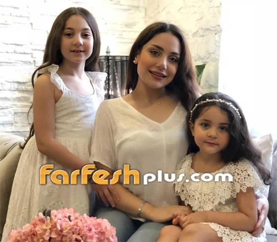 فيديو: حفيدة هيفاء وهبي تستعرض فساتينها على أغنية جدتها
