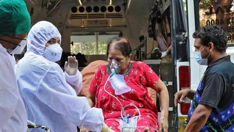 وفيات كورونا اليومية في الهند تبلغ رقما قياسيا