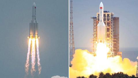 أين يسقط صاروخ الصين التائه؟ سؤال يشغل العالم وإجابته أبسط مما يبدو!
