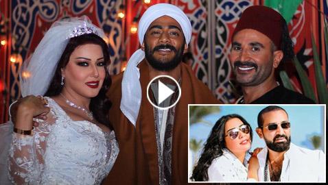 أحمد سعد يحذّر طليقته سمية الخشاب: أنا خاطب وبلاش حركات من تحت لتحت!