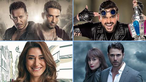 أكثر 10 مسلسلات رمضانية نجاحا هذا العام: أمينة خليل تغلب نيللي كريم ورامز جلال يتراجع