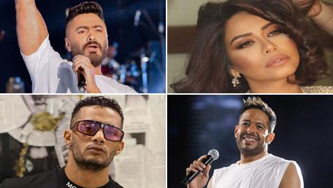 كم تبلغ أرباح المطربين العرب عبر يوتيوب؟