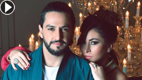 بفيديو رومانسي: ديما بياعة بأحضان زوجها أحمد الحلو بعد أنباء انفصالهما